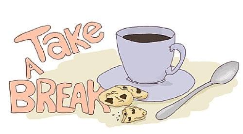 10 Secrets to Get Things Done Take A Sweet Break