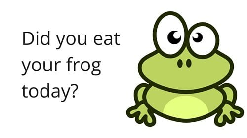 eat your frog